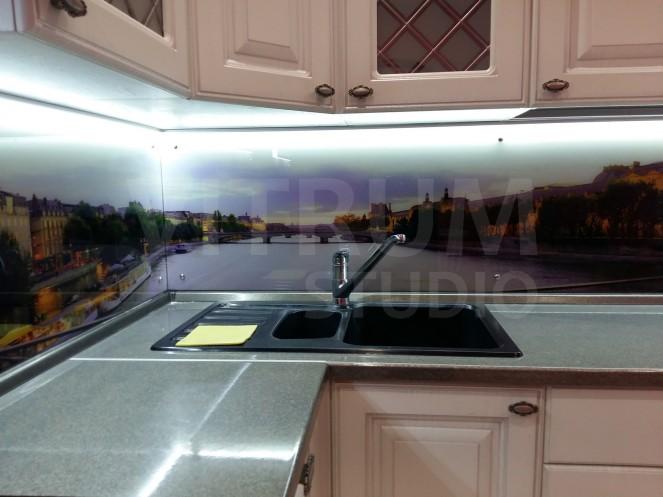 стеклянный кухонный фартук из закаленного стекла кухни Иркутск V-Studio с UV УФ фотопечатью virtumstudio.ru скинали 00041